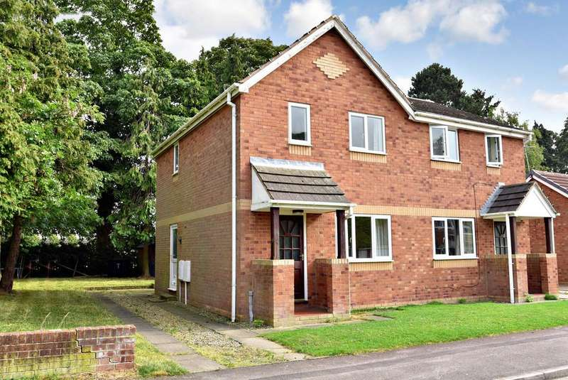 3 Bedrooms Semi Detached House for sale in Hillbank View, Harrogate