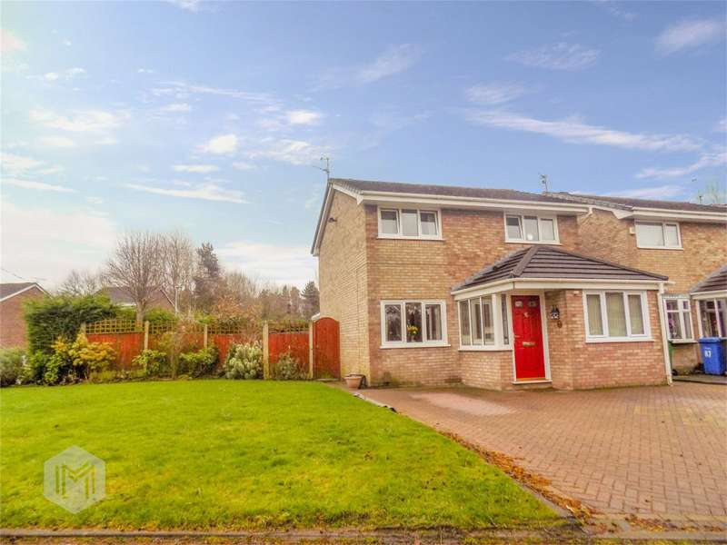 3 Bedrooms Detached House for sale in Armstrong Close, Birchwood, Warrington, Cheshire