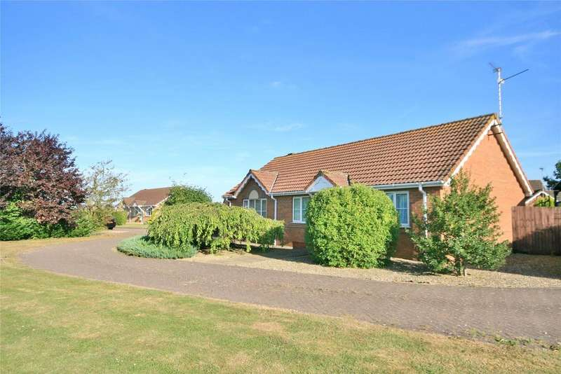 3 Bedrooms Detached Bungalow for sale in Cowpers Gate, Long Sutton, PE12