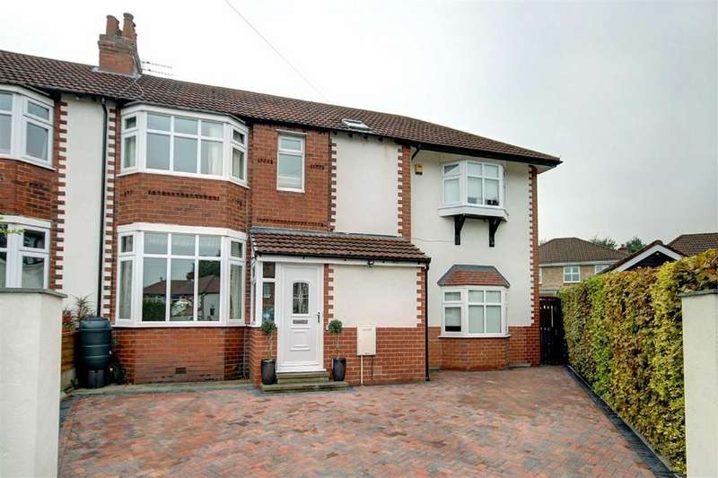 4 Bedrooms Semi Detached House for sale in Thorley Drive, Timperley, Cheshire