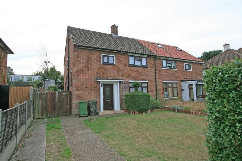 3 Bedrooms Semi Detached House for sale in Swiftsden Way, Bromley, Kent