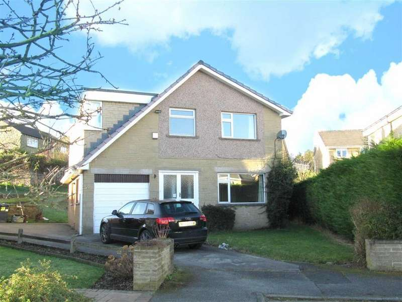 4 Bedrooms Detached House for sale in Prestwich Drive, Fixby, Huddersfield, HD2