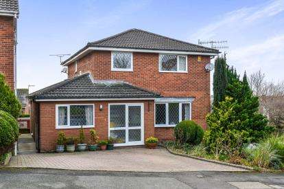 4 Bedrooms Detached House for sale in Winmarleigh Road, Lancaster, Lancashire, United Kingdom, LA1
