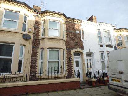 3 Bedrooms Terraced House for sale in Hawkesworth Street, Liverpool, Merseyside, L4