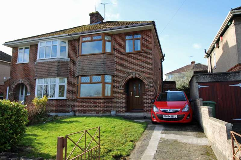 3 Bedrooms Semi Detached House for sale in Vallis Road, Frome