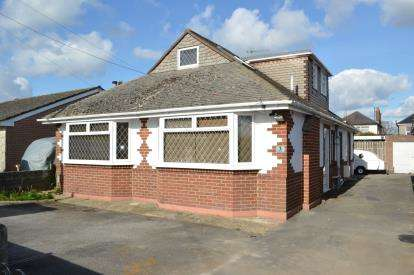 4 Bedrooms Bungalow for sale in Kinson, Bournemouth, Dorset