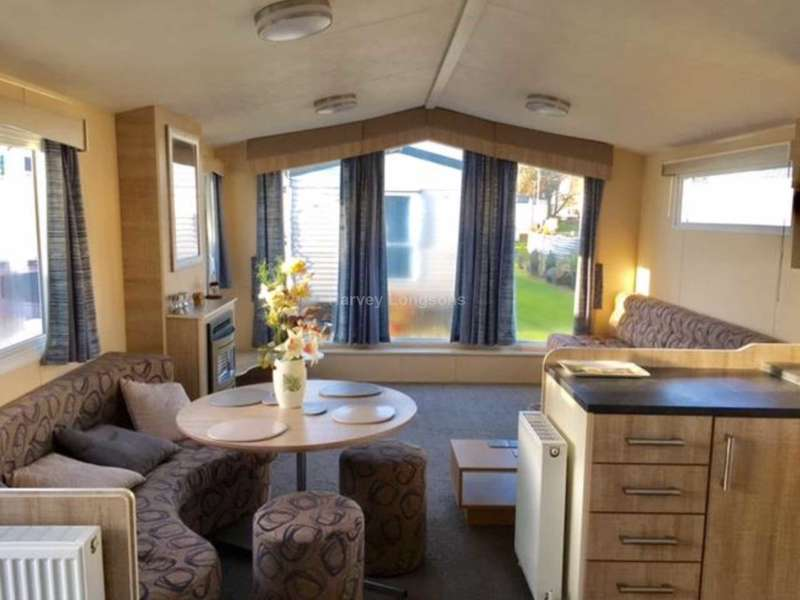 2 Bedrooms Caravan Mobile Home for sale in California Cliffs