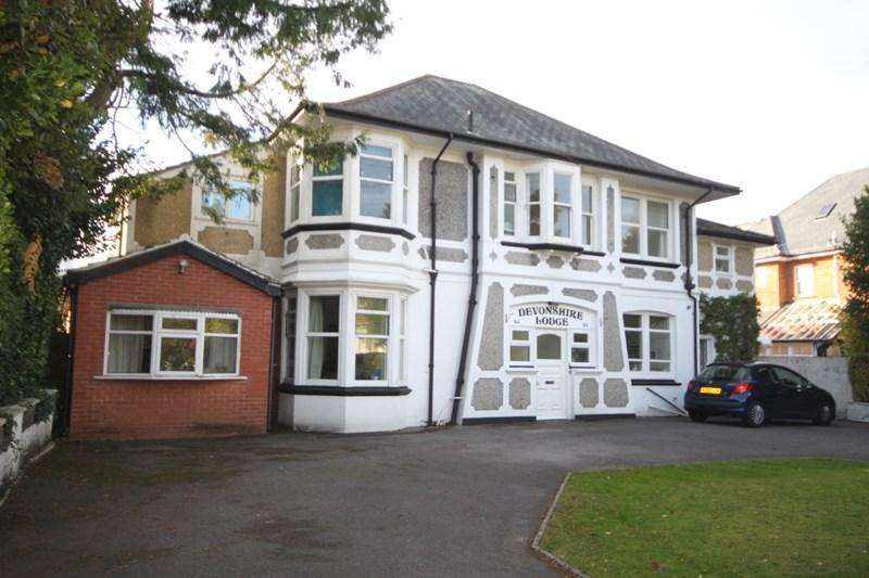 Studio Flat for sale in Portchester Road, Bournemouth