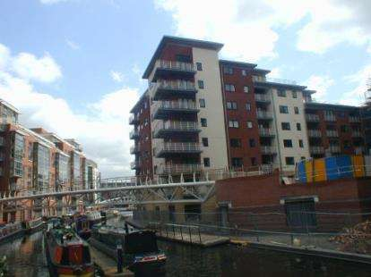 2 Bedrooms Flat for sale in Browning Street, Birmingham, West Midlands