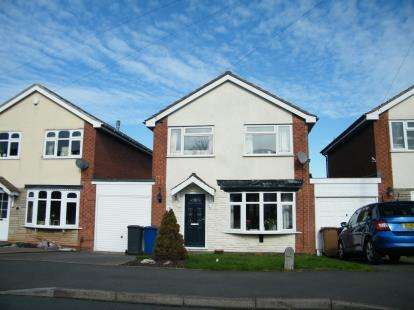 3 Bedrooms Link Detached House for sale in Hazelmere Drive, Burntwood, Staffordshire