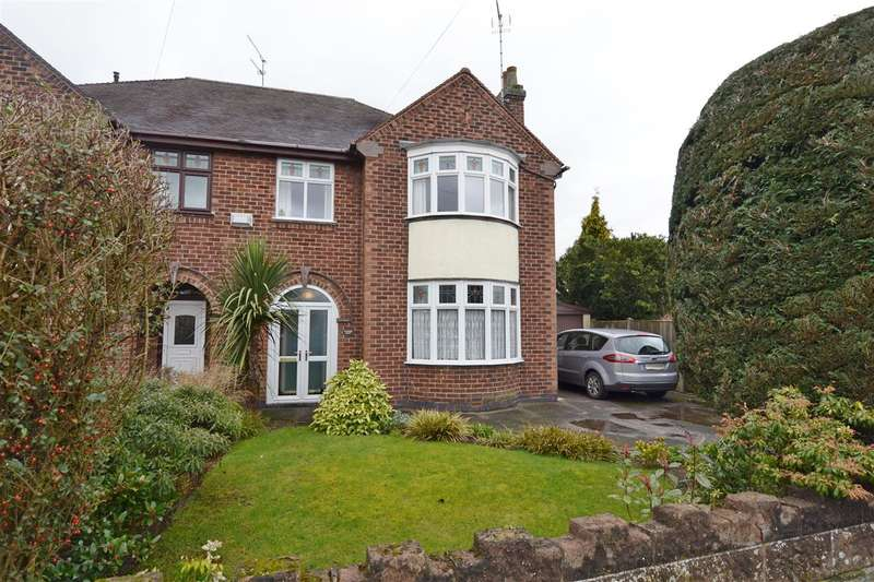 3 Bedrooms Semi Detached House for sale in Windsor Road, Stafford