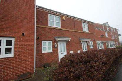 2 Bedrooms Terraced House for sale in Fulwell Close, Banbury, Oxfordshire