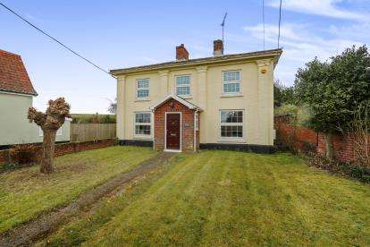 4 Bedrooms Detached House for sale in Oakley, Diss, Suffolk