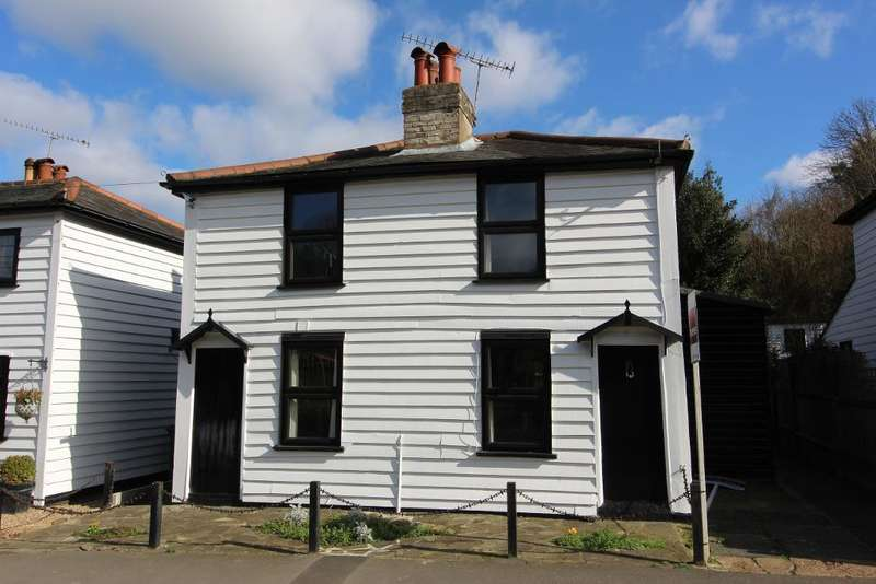 3 Bedrooms Detached House for sale in Holmwood Cottages, Rushmore Hill, Pratts Bottom, Kent, BR6 7NG
