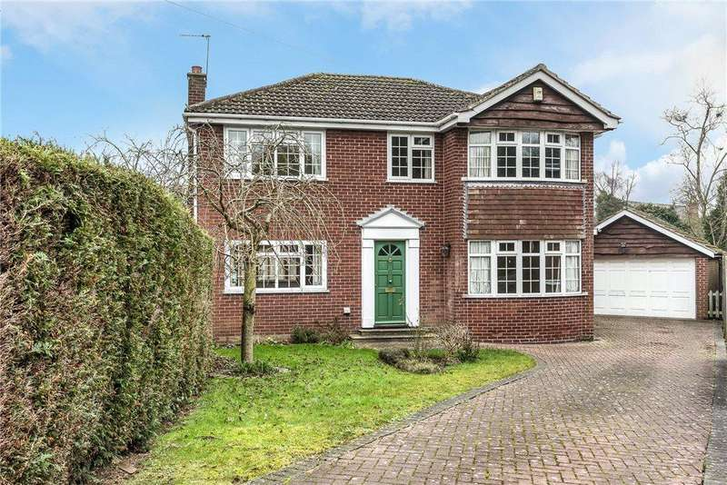 4 Bedrooms Detached House for sale in Pinfold Close, Bickerton, Wetherby, North Yorkshire