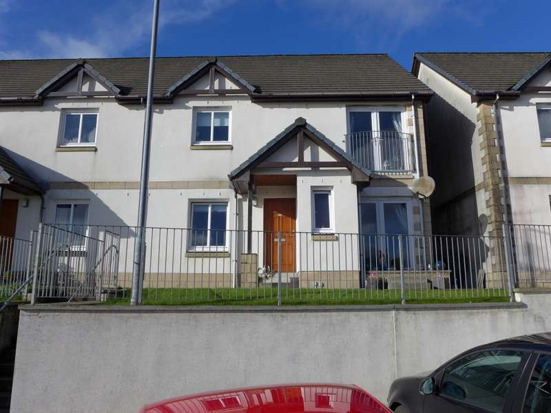 2 Bedrooms Ground Flat for sale in 4 Saint Clair Way, Ardrishaig, Lochgilphead, PA30 8FB