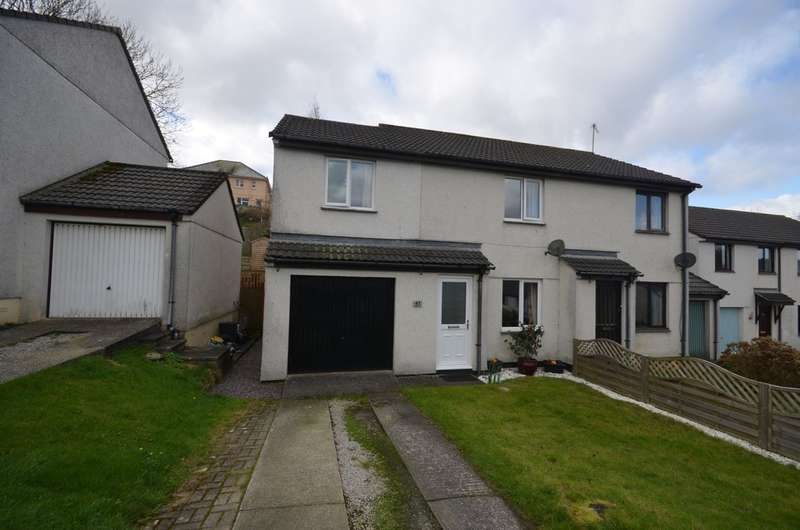 3 Bedrooms Semi Detached House for sale in Penair View, Truro