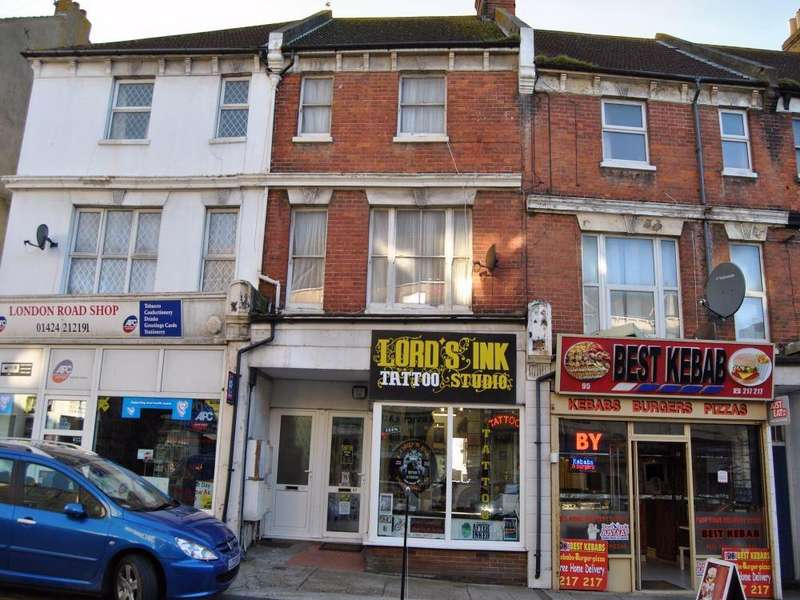 2 Bedrooms Flat for sale in London Road, Bexhill on Sea