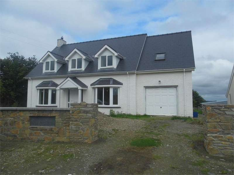 5 Bedrooms Detached House for sale in Strawberry Bank, Rhoshill, Cardigan, Pembrokeshire