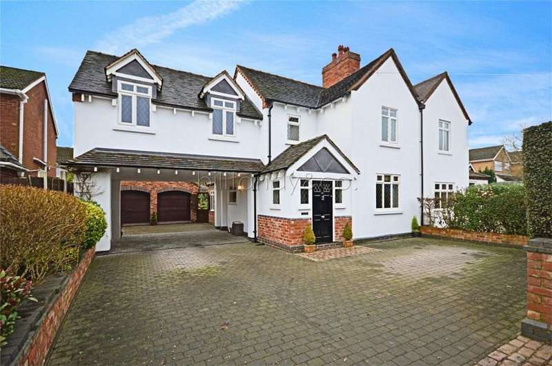 3 Bedrooms Semi Detached House for sale in Lichfield Road, Burntwood, Staffordshire