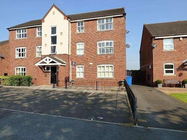 2 Bedrooms Flat for sale in Old Quay Street, Runcorn