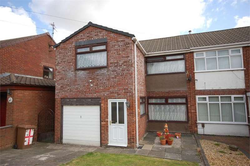 3 Bedrooms Semi Detached House for sale in Chain Lane, Laffak, St Helens, Merseyside