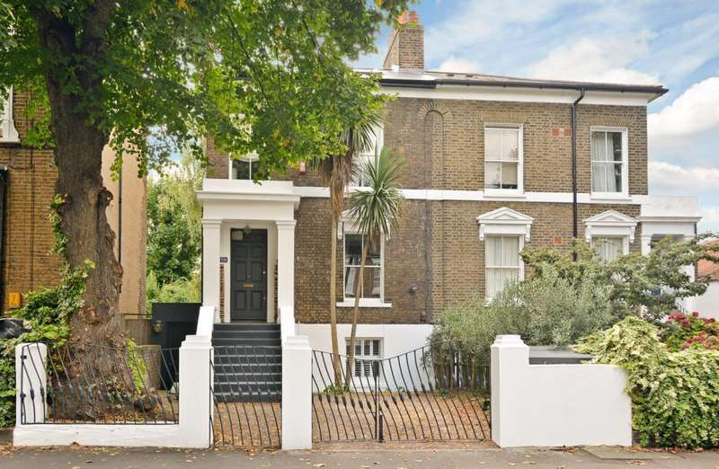 5 Bedrooms Semi Detached House for sale in Choumert Road, Peckham Rye, London, SE15