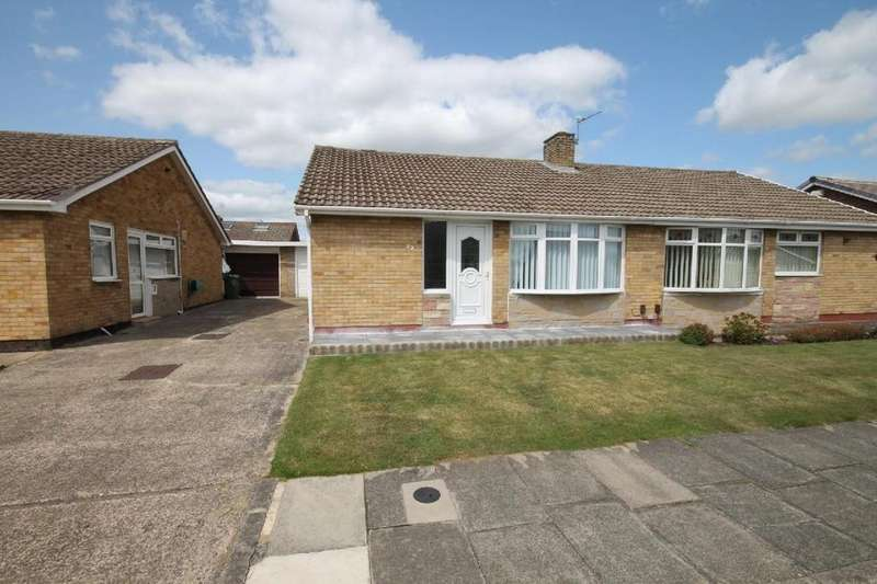 2 Bedrooms Bungalow for sale in Sycamore Road, Stockton-On-Tees