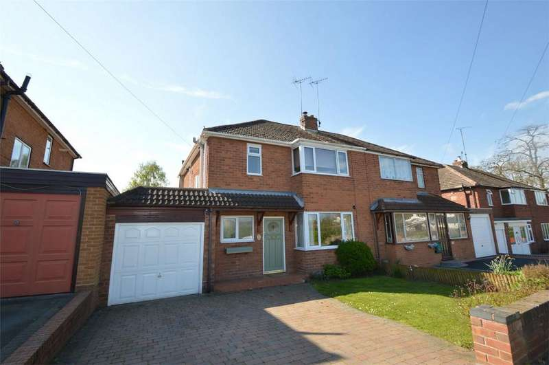 3 Bedrooms Semi Detached House for sale in Horton Road, Kinver, Stourbridge, Staffordshire