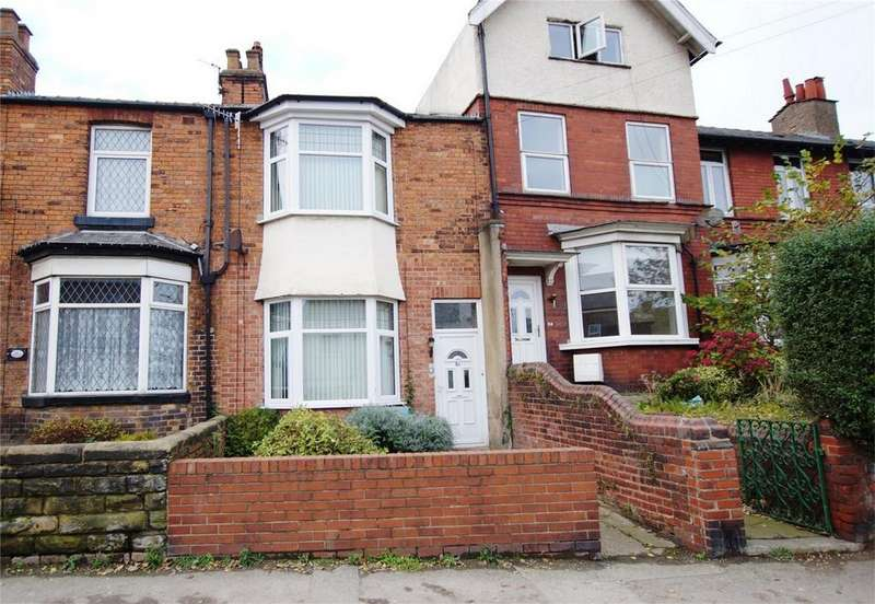 2 Bedrooms Terraced House for sale in Seamer Road, Scarborough