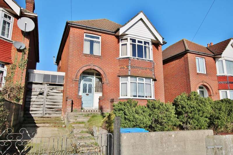 3 Bedrooms Detached House for sale in Sholing, Southampton