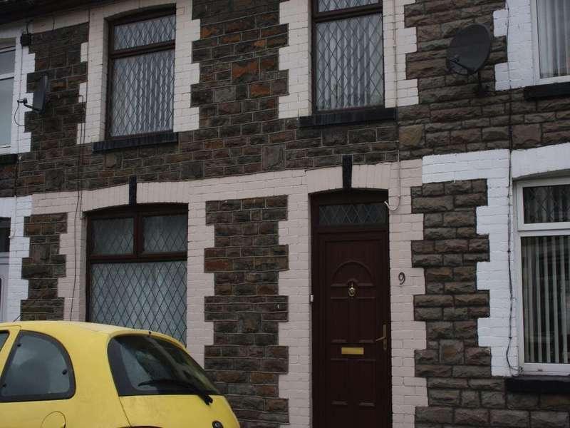 3 Bedrooms Terraced House for sale in Llewelyn Street, Hopkinstown, Pontypridd, Mid Glamorgan