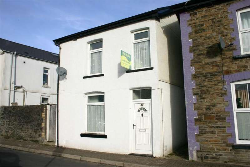 2 Bedrooms Detached House for sale in Syphon Street, Porth, PORTH, Mid Glamorgan
