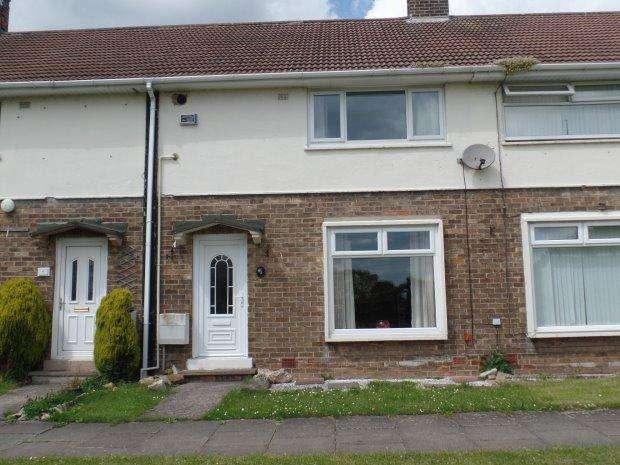 2 Bedrooms Terraced House for sale in FULWELL ROAD, PETERLEE, PETERLEE