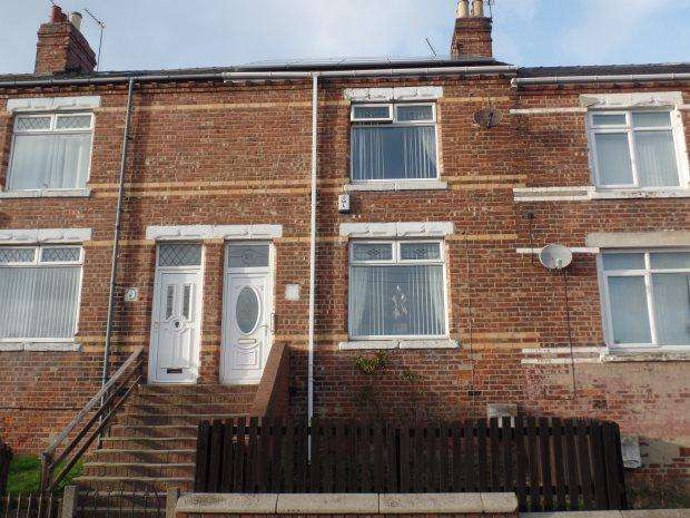 2 Bedrooms Terraced House for sale in BLACKHILLS TERRACE, HORDEN, PETERLEE AREA VILLAGES