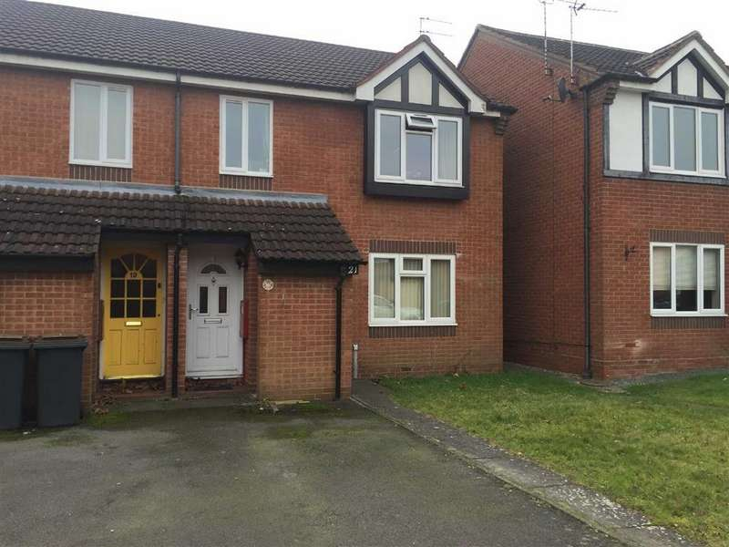 1 Bedroom Maisonette Flat for sale in Kenilworth Drive, Nuneaton, Warwickshire, CV11