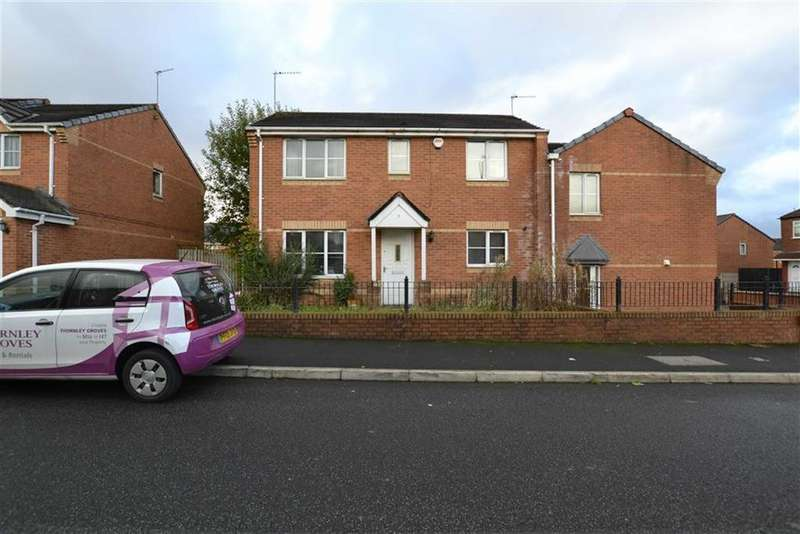 3 Bedrooms Terraced House for sale in Foxham Drive, Salford, Manchester, M7