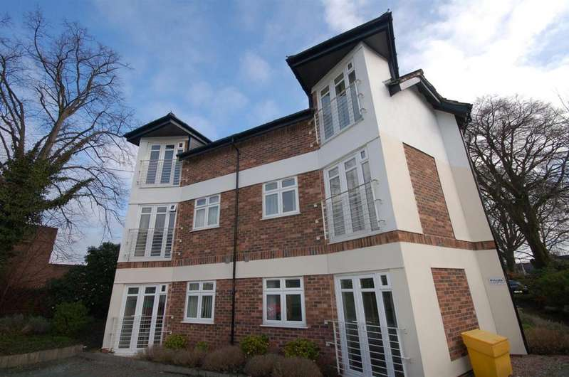 2 Bedrooms Apartment Flat for sale in Sandbach Road South, Alsager