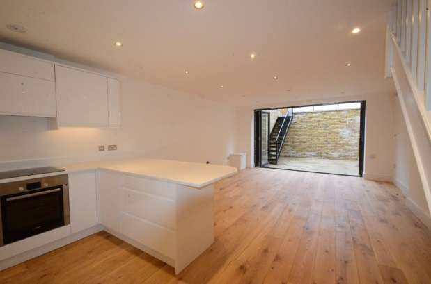 2 Bedrooms Flat for sale in Richmond Road, London Fields, E8