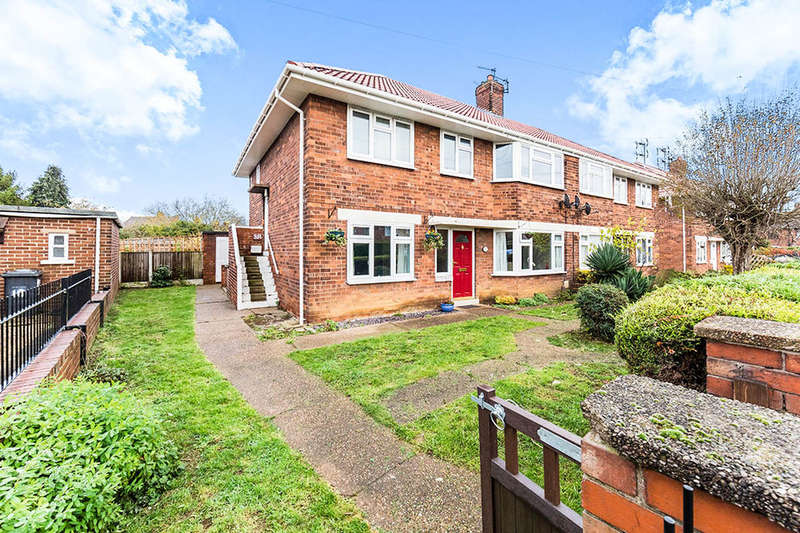 2 Bedrooms Flat for sale in Appleby Road, Intake, Doncaster, DN2
