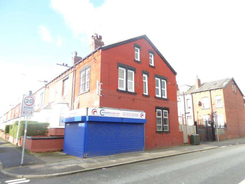 2 Bedrooms Shop Commercial for sale in Harehills Lane, Leeds, LS9