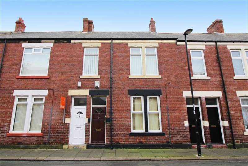 2 Bedrooms Flat for sale in Stanley Street, Wallsend, NE28