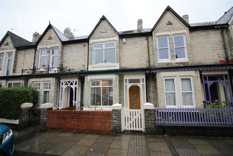 2 Bedrooms Terraced House for sale in Falmouth Road, Newcastle Upon Tyne, NE6
