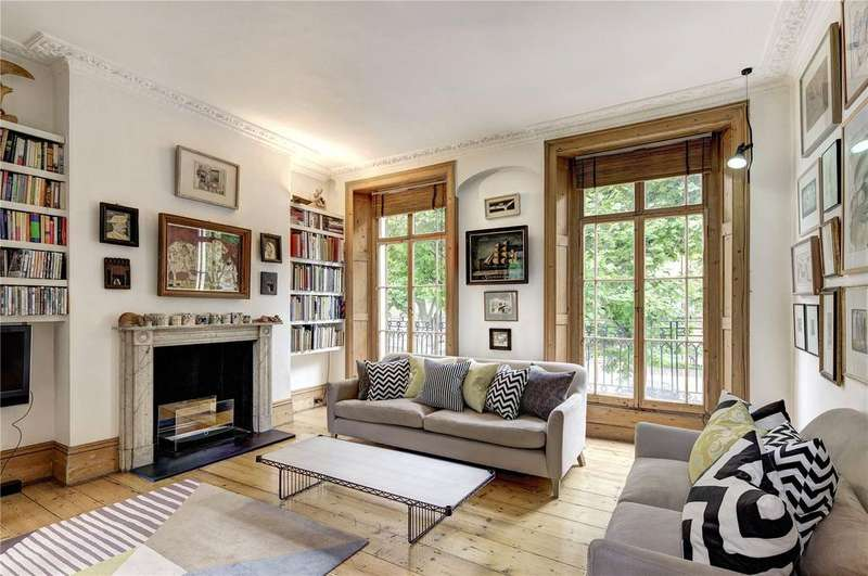 5 Bedrooms Terraced House for sale in Hamilton Terrace, St John's Wood, NW8