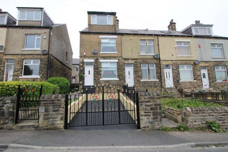 3 Bedrooms Terraced House for sale in Intake Terrace, Bradford, BD2 3ND