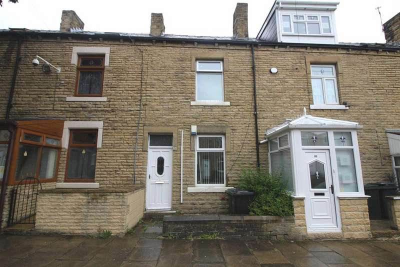 3 Bedrooms Terraced House for sale in Curzon Road, Bradford, BD3 9EH