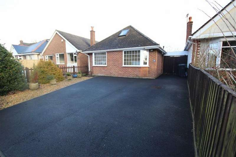 4 Bedrooms Detached Bungalow for sale in Throopside Avenue, Throop