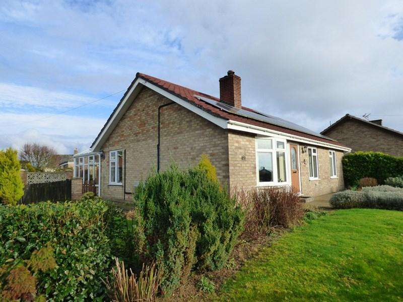 3 Bedrooms Bungalow for sale in Poppys Lane, Pulham St. Mary, Diss