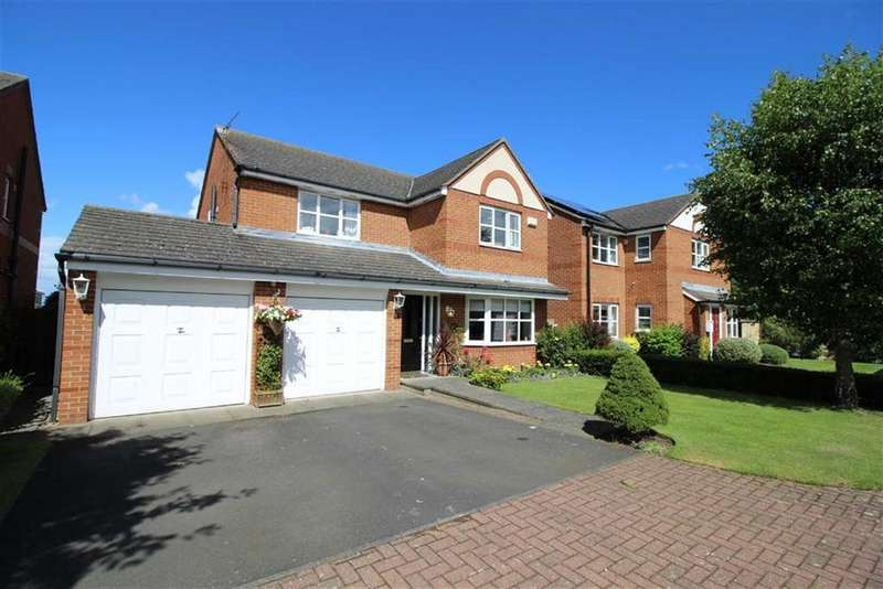 4 Bedrooms Detached House for sale in North Mason Lodge, Newcastle Upon Tyne, NE13