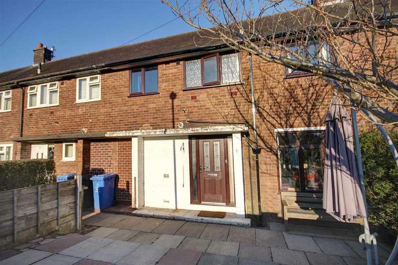 3 Bedrooms Terraced House for sale in Grasmere Road, Timperley, Cheshire